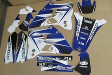 FLU  PTS2 TEAM  GRAPHICS   YAMAHA YZ125 YZ250 1996 1997 1998 1999 2000 2001