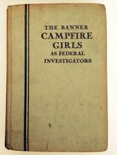Campfire Girls As Federal Investigators By Julianne Devries