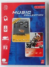 EJAY MUSIC COLLECTION PC TWIN PACK: MP3 STATION PLUS! & 360 XTREME brand new UK