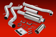 Banks Monster Exhaust 01-04 Chevy GMC Duramax 6.6L Diesel Chrome Tip SCLB