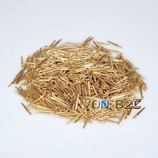500*Dental Lab Brass Dowel Pins Medium Mold Supplies  Size 2#