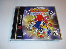 SONIC SHUFFLE Game NOT FOR RESALE Complete SEGA DREAMCAST