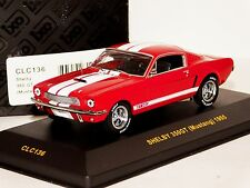 FORD MUSTANG SHELBY 350GT 1965 IXO CLC136 1:43