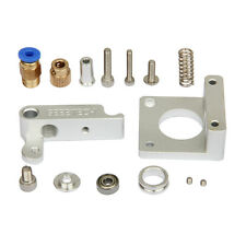 MK8 extruder base block Aluminum Frame Block DIY KIT for Prusa I3 3D Drucker