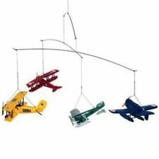 Airplane Kids Flight 1920 Mobile Authentic Models New in Box Hanging Mobiles Boy