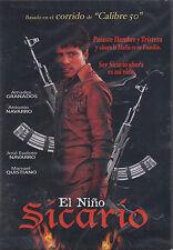 DVD - El Nino Sicario NEW Amador Granados Narco Pelicula FAST SHIPPING !