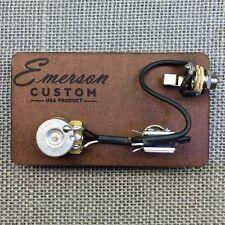 Cabronita Precablato Kit 500k Emerson Custom adatta to Cabronita Tele