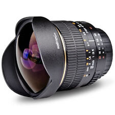 Walimex pro 3,5/8mm Fish-Eye Olympus/Panasonic Micro Four Thirds m4/3 MFT B-Ware