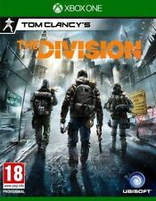 BRAND NEW SEALED TOM CLANCY'S THE DIVISION XBOX ONE GAME