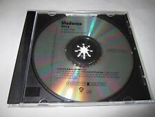 Madonna Sorry CD RARE Promo Only CD Single w/ Edit 2005