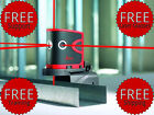 Leica Lino P5 Self-Leveling Laser Line Guide + FREE SHIPPING/SUPPORT/GLASSES