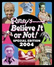 2004 Special Edition Ripley's Believe It Or Not Plus Bonus