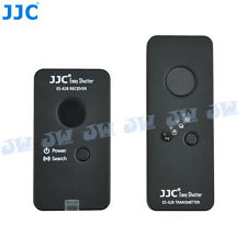 JJC Wireless Remote Controller fr Canon 5DM4 5DSR 5DM3 1DX 7D Mark II as RS-80N3