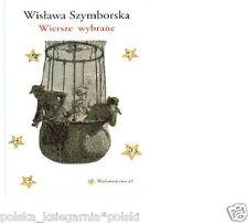 WIERSZE WYBRANE Wislawa Szymborska poezja polska TWARDA wysylka od reki *JBook