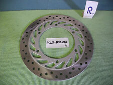 Brake discs front right Brake disk front right Honda CBR1000F SC24 BJ. 90-99 New