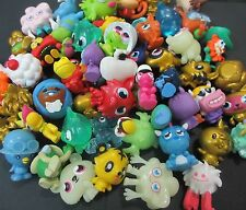 "LOT OF 10 moshi monsters FIGURES ( by random ) 1""  #LKI3"