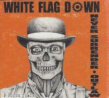WHITE FLAG DOWN - NEVER SURRENDER/OUTLAW - (still sealed digipak cd) - MFS 035