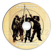 Three Musketeers (1921) Douglas Fairbanks Movie on DVD