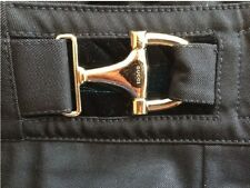 GUCCI Signature Horse bit Pants (retail £790)