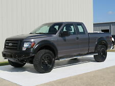 Ford : F-150 4WD SuperCab