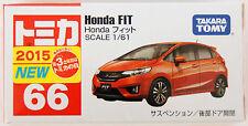 Tomy Tomica 66 Honda FIT 824640