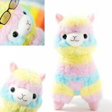 "5"" Rainbow Alpacasso Kawaii Alpaca Llama Arpakasso Soft Plush Toy Doll Cute Gift"