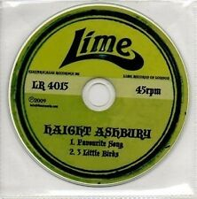 (AR46) Haight Ashbury, Favourite Song - DJ CD