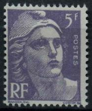 France 1947-51 SG#1004b 5f Violet Marianne MNH #D5134