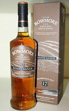 BOWMORE WHITE SANDS 17y 43% Islay Single Malt Scotch Whisky 70cl 17 Y -R26