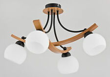 ALFA - JONA BLACK 23284 - Ceiling Lamp - Chandelier - Modern Light