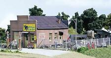HS Woodland Scenics DPM 40600 Harlee & Sons Cycle Shop US Gebäude Bausatz Sp HO