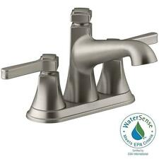 Kohler Georgeson R99910-4D-BN Centerset Brushed Nickel Bathroom Faucet  - NEW