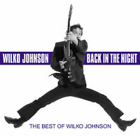 WILKO JOHNSON (Dr Feelgood) 'Back In The Night' best of (17 tracks, 12p booklet)