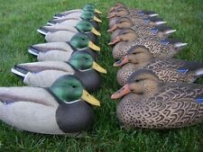 Greenhead Gear Mallard Duck Decoy Decoys Weighted Keels Avery Hot Buy Dozen 12
