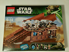 NEW - Lego Star Wars 75020 Jabba's Sail Barge - RETIRED - SLAVE LEIA -FREE SHIPN