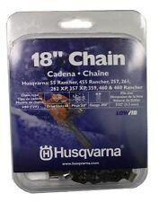 Husqvarna 18-Inch H80-68 (72V) Saw Chain, 3/8-Inch by .050-Inch #531300443