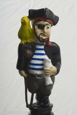 Captain Silver Wine Saver Bottle Stopper / Novelty Cake Decoration In Gift Box