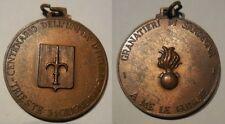 medaglia granatieri di sardegna centenario unità d'Italia 1961 Trieste