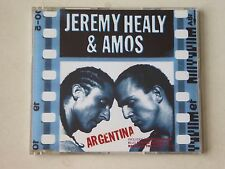 Jeremy Healy & Amos - Argentina Remixes 5 Track CD Single CDTIV-74 PM 515