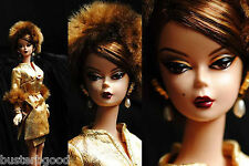 BARBIE GOLD LABEL 2008 SILKSTONE JE NE SAIS QUOI