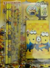 Minion stationery set with wallet
