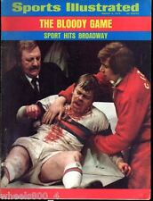 Sports Illustrated 1973 Rugby on Broadway Warren Clarke No Label Excellent