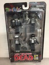 SDCC 2014 Exclusive Walking Dead Days Gone Bye Minimates Box Set Limited 3,000