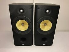 B&W DM602 S3 BOOKSHELF SPEAKERS GREAT CONDITION WITH ORIGINAL BOX AND MANUAL