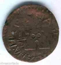 Fernando VII 1/2 Real Guayana 1814 @@ Belle @@