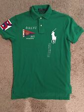 Brand New Polo Ralph Lauren Shirt Mens S with free shipping retails $98