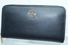 Tory Burch Robinson Wallet Multi Gusset Zip Continental Handbag Women's Bag NWT