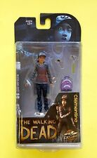 La série walking dead game..2014 skybound excl... CLEMENTINE... version sanglante