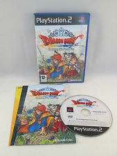 Sony Playstation 2 PS2 - Dragon Quest The Journey of the Cursed King