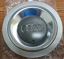 """2003 TO 2006 Audi A4 CABRIOLET Wheel Center Cap - For 17"""" Wheels - FACTORY OEM"""
